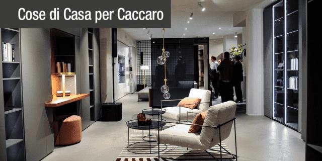 Caccaro inaugura a Milano il primo flagship store