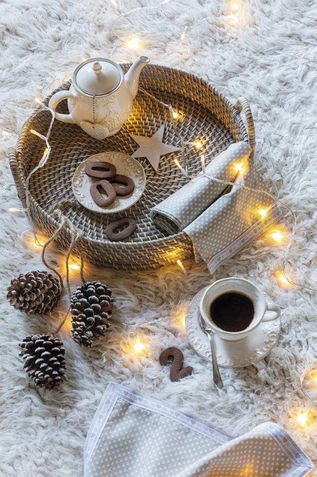 luci di Natale coincasa natale catena luminosa