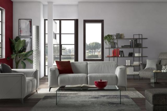 Divano tre posti 13 modelli da 183 cm in su cose di casa for Divano 90 euro