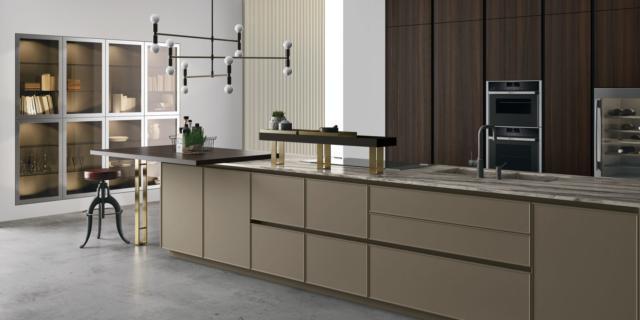 Cucine con piano in marmo o pietra: un classico più attuale ...