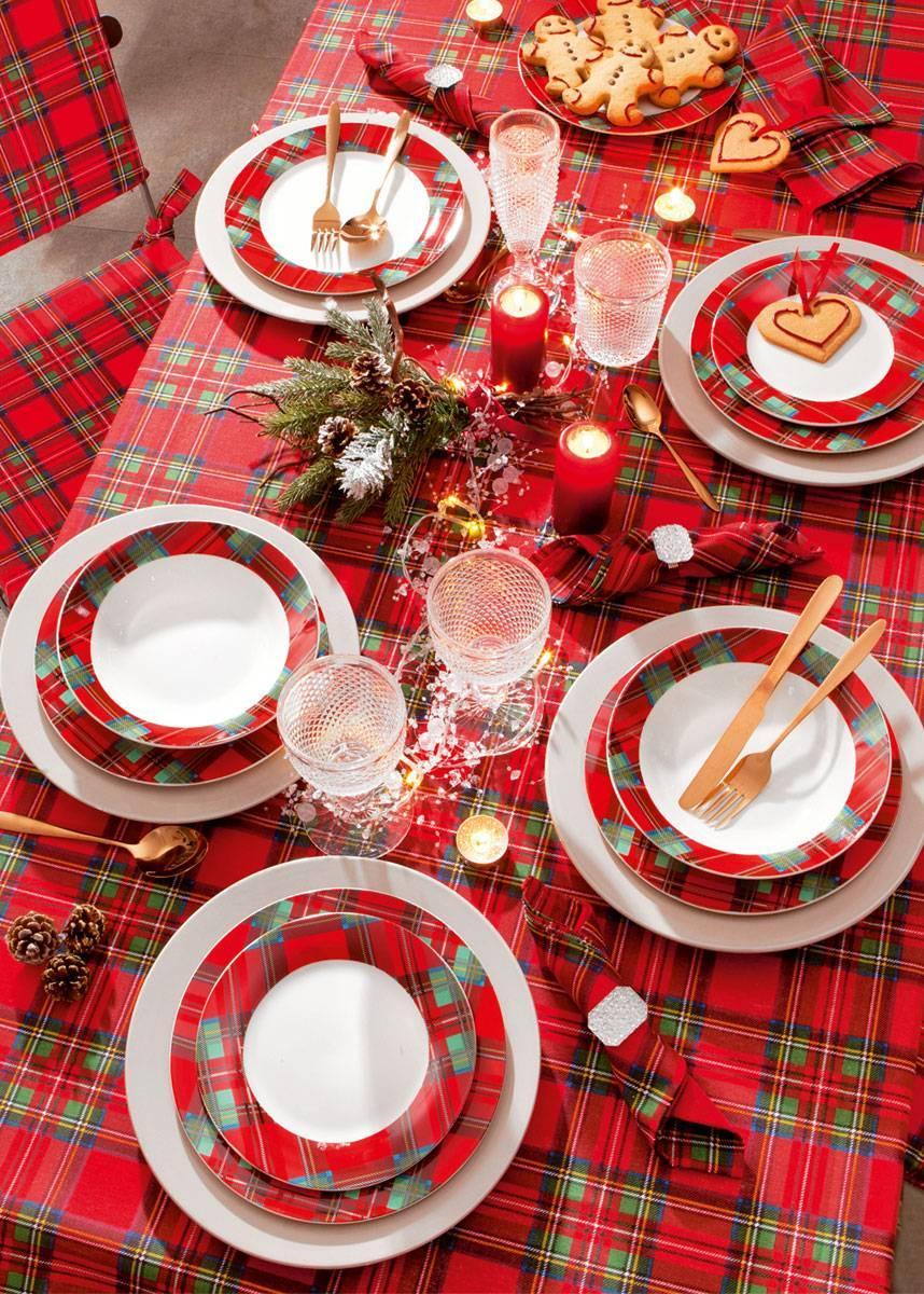 Arredare Tavola Natale tavola di natale: 15 soluzioni cui ispirarsi per le feste a