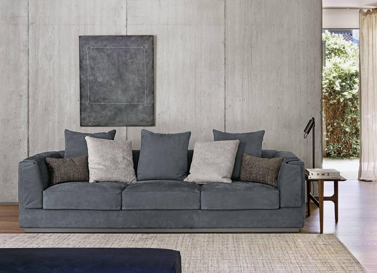 Divano Tessuto Antimacchia Opinioni divano tre posti: 13 modelli da 183 cm in su - cose di casa