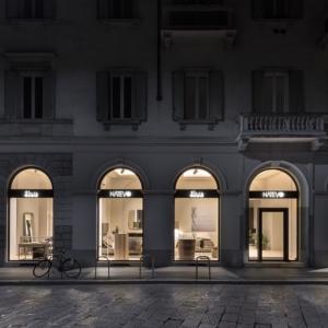 Showroom Flou- Natevo a Milano