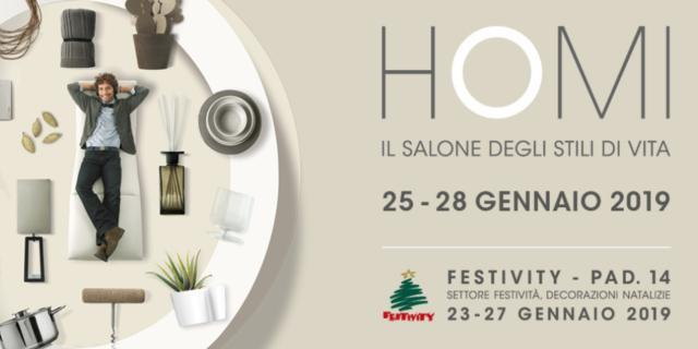 HOMI 2019, presentata oggi a Milano negli spazi di CASALAGO