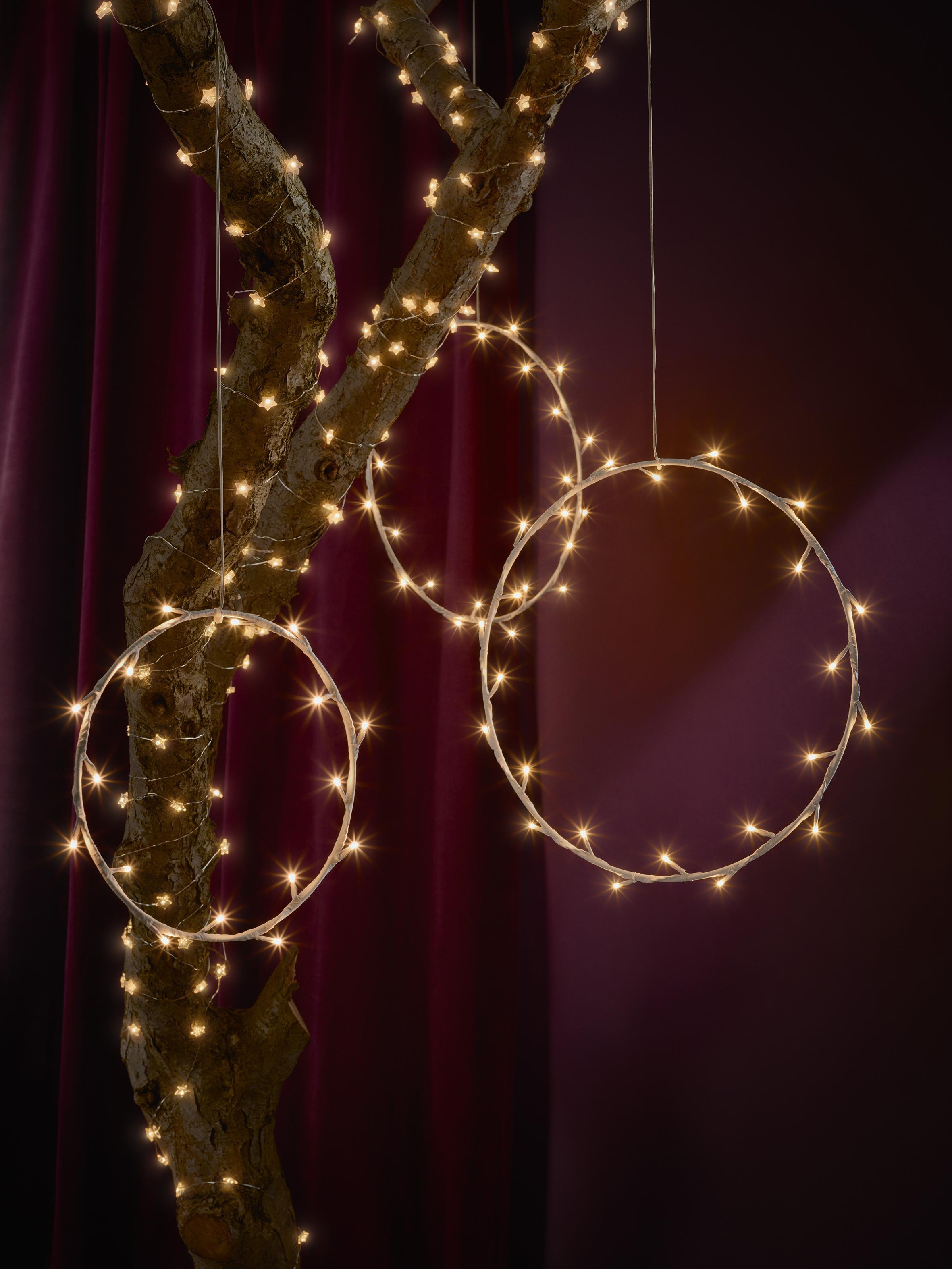 Luci Di Natale Per L Albero O Per La Casa Cose Di Casa