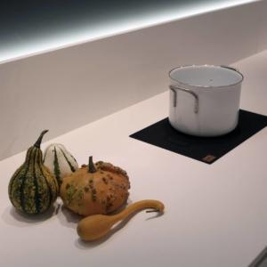 Piano per la cucina in Lapitech total touch Vimar con piano cottura