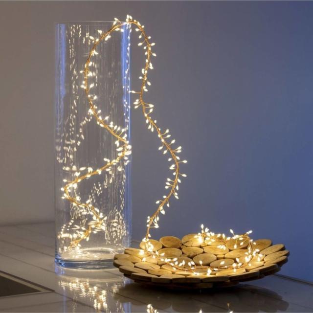 luci di Natale leroy merlin Ref. 81261339 catena luminosa