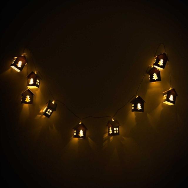 maisons house ghirlanda-luminosa-casette-150-cm-catena luminosa
