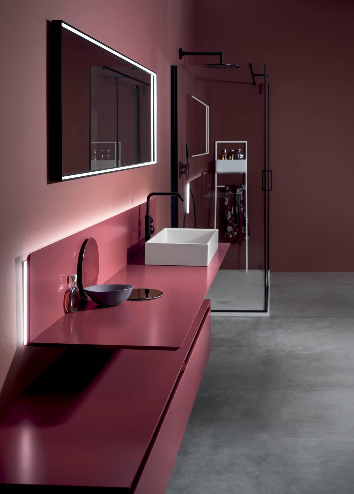 Mobili sospesi per il bagno moov il nuovo concetto di - Mobili sospesi per bagno ...