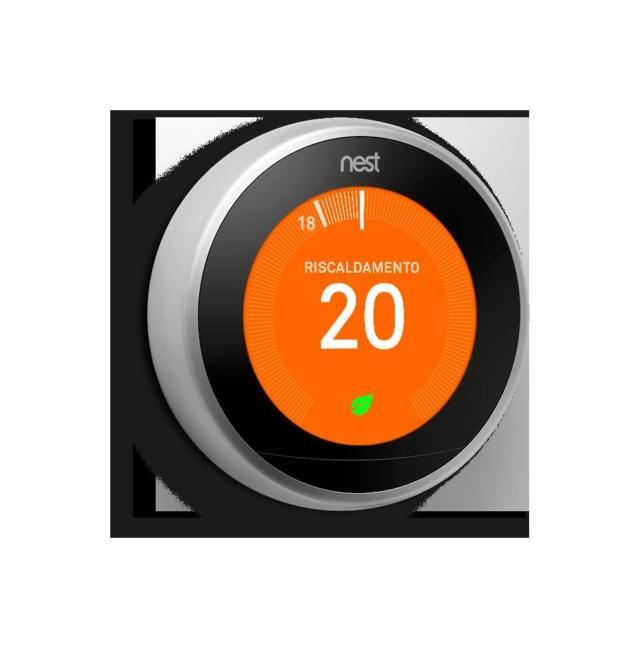 termostato Nest Learning