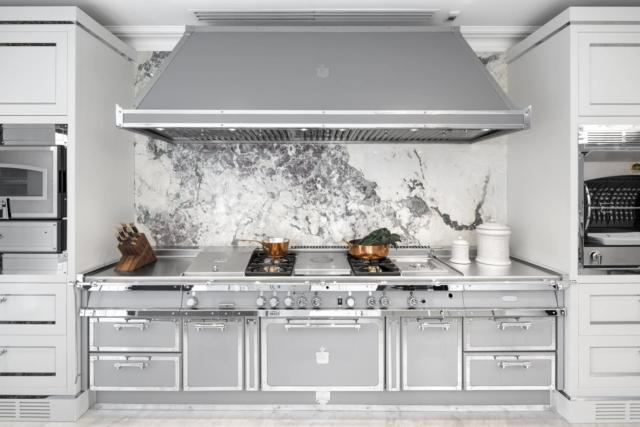 officine gullo silver grey project cucina ultima novita