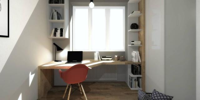 Sfruttare lo spazio valorizzando la cameretta