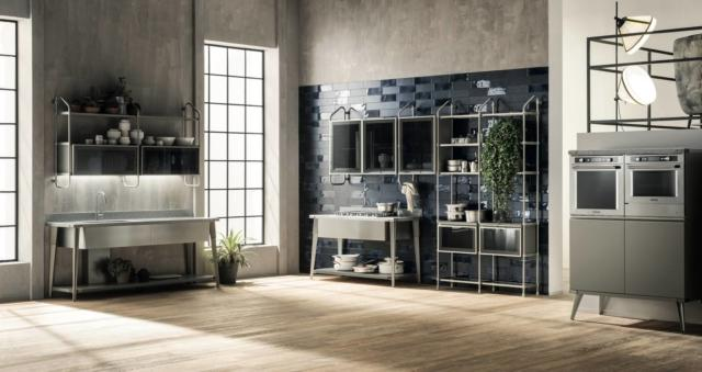 scavolini diesel open workshop cucina ultima novita