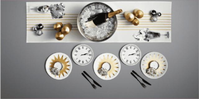 Come apparecchiare la tavola di Natale. Non perdere i corsi Ikea!