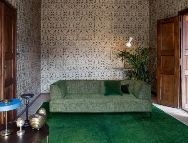 twils lounge loft 6587 divano tre posti
