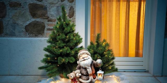 Alberi di Natale piccoli: meglio salvaspazio che niente!