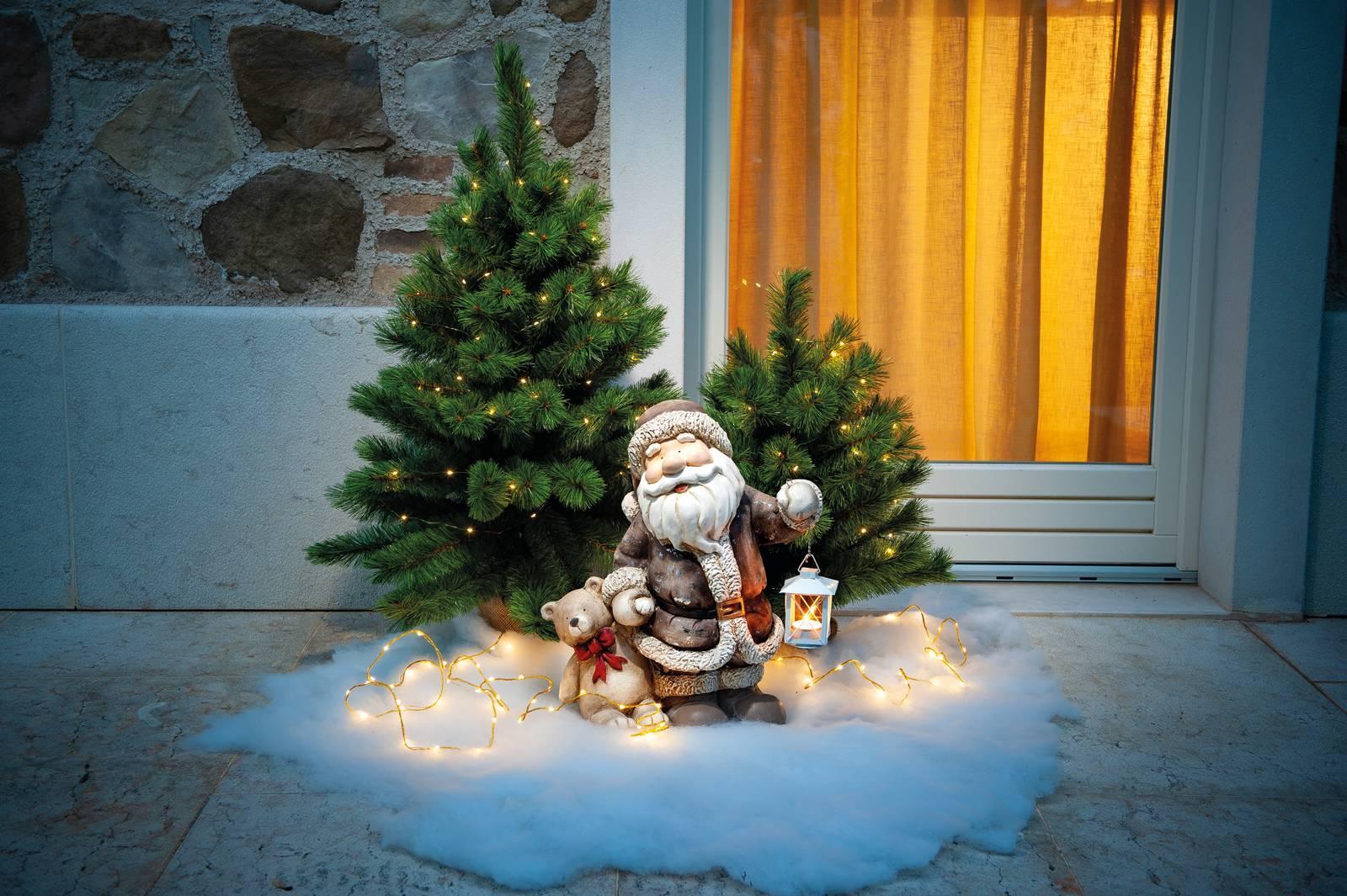 Luci Di Natale A Batteria Leroy Merlin Alberi Di Natale Originali E
