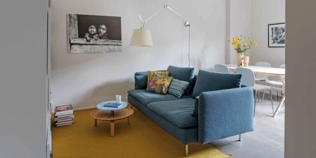 Moderno Arredare Casa Idee Originali.Progetti Case 50mq Piccole Idee Arredamento Piantine