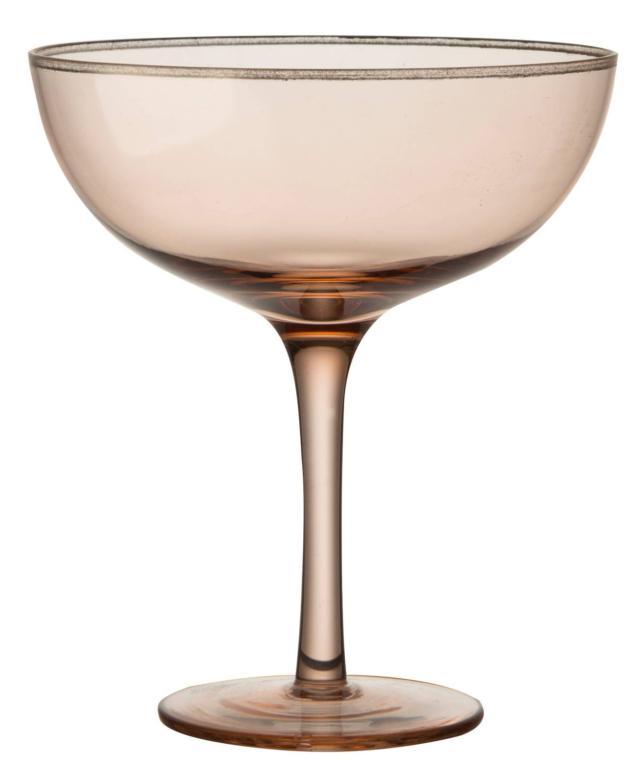 bicchieri a calice rosati BITOSSIHOME calice Dec