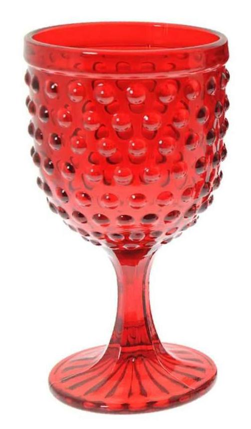bicchieri a calicerossi Euronova Jewel