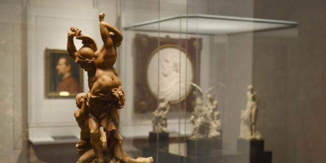 Il Ratto di Polissena. Pio Fedi scultore classico nella Firenze Capitale