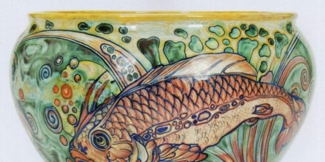 Orizzonti d'acqua tra Pittura e Arti Decorative. Galileo Chini e altri protagonisti del primo Novecento