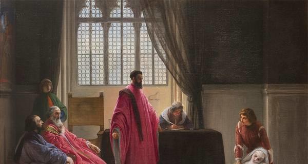 Quattro capolavori di Francesco Hayez a confronto