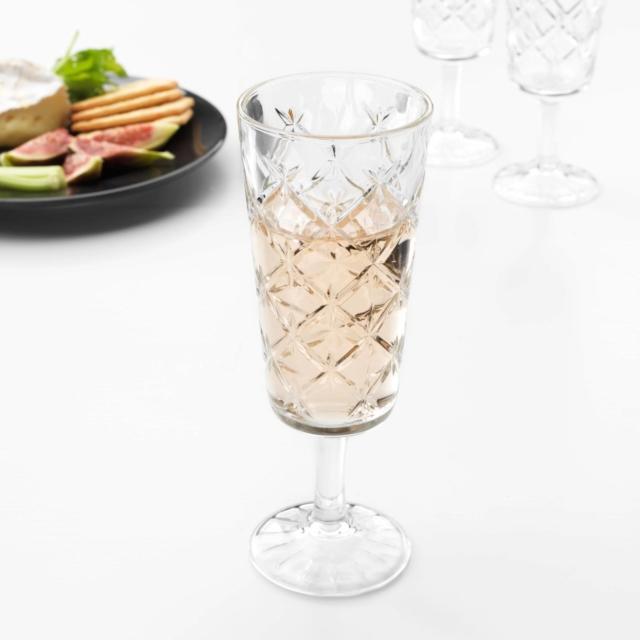 bicchieri a calice Ikea Flimra