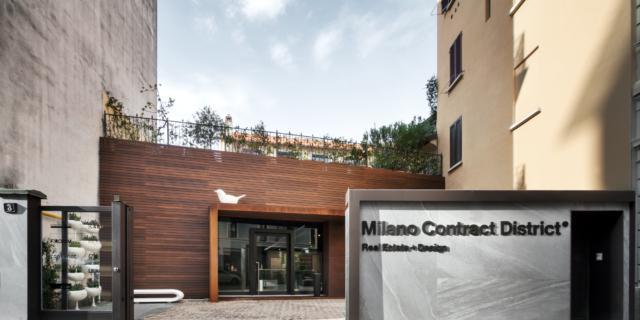 Mitsubishi Electric a fianco dei professionisti del Milano Contract District