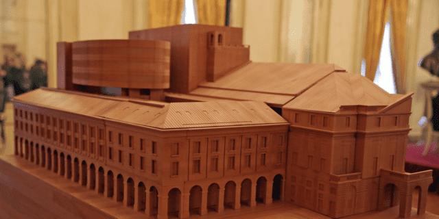 La magnifica fabbrica, 240 anni del Teatro alla Scala da Piermarini a Botta
