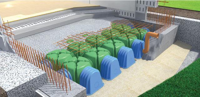 Vespaio: per evitare l'umidità in casa e migliorare il clima indoor