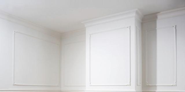 Decori per la parete: profili, fregi, stickers