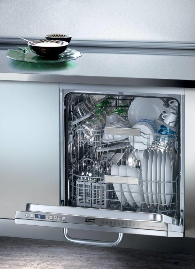 franke-FDW 614 D10P A+++-lavastoviglie