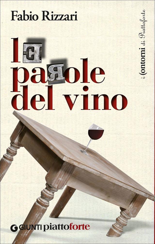 libro Le parole del vino, Giunti Editore