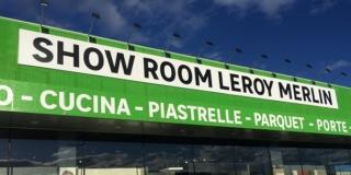 show room Leroy Merlin