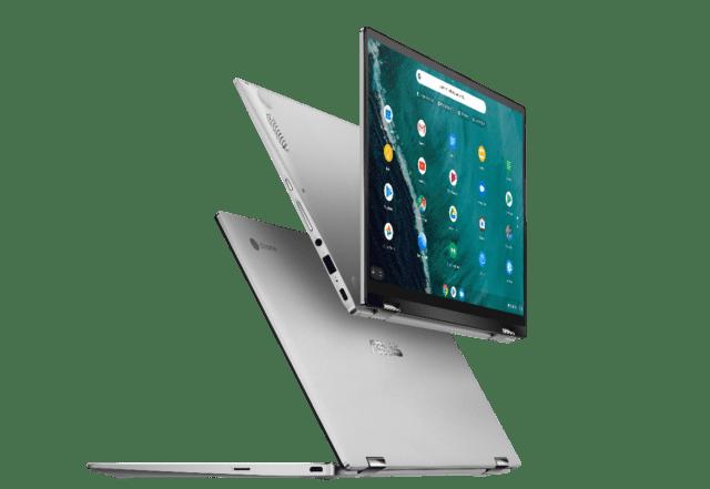 ASUS PC Chromebook Flip C434 Ultrasottile novità CES 2019