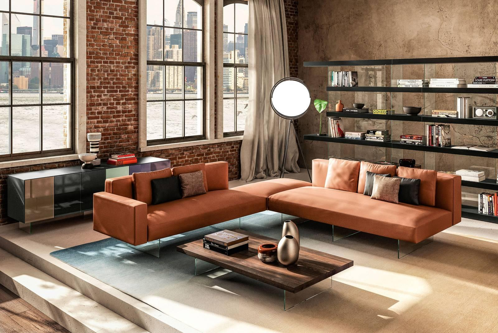 Arredare Mensole Soggiorno arredare il soggiorno: 5 soluzioni di stile diverso - cose