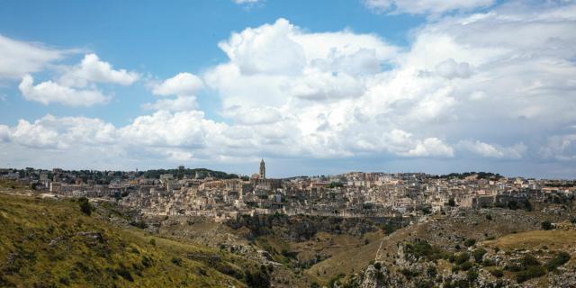 Matera Panorama_Claro