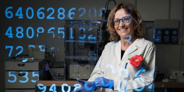 Una vita da scienziata – I volti del progetto #100esperte