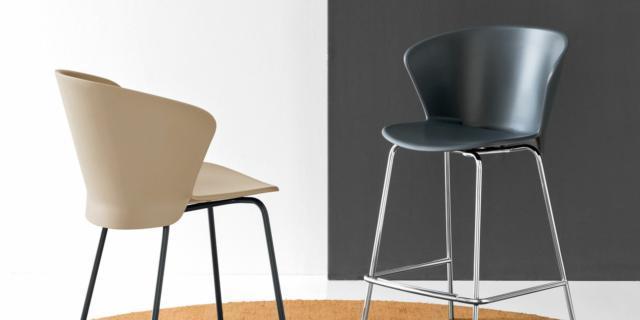 Sgabelli: 14 modelli di design, tradizionali o colorati