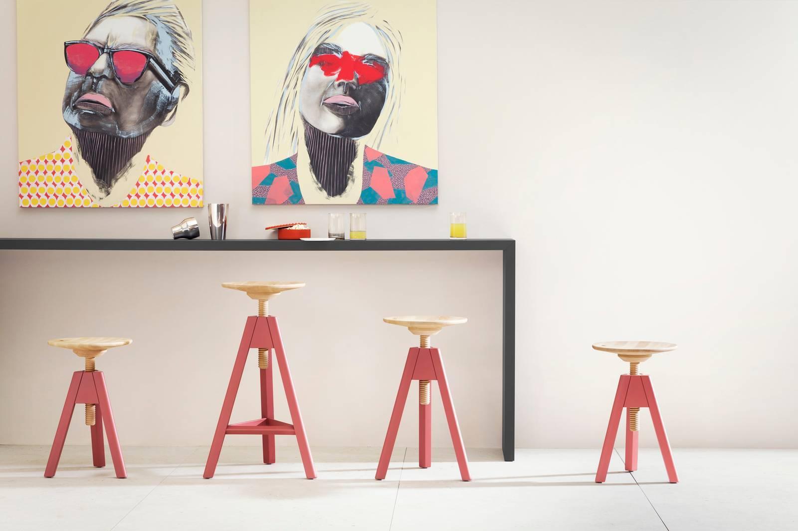 Leroy Merlin Sgabelli Bar.Sgabelli 14 Modelli Di Design Tradizionali O Colorati Cose Di Casa
