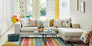 Tessuti per la casa: come sceglierli e abbinarli