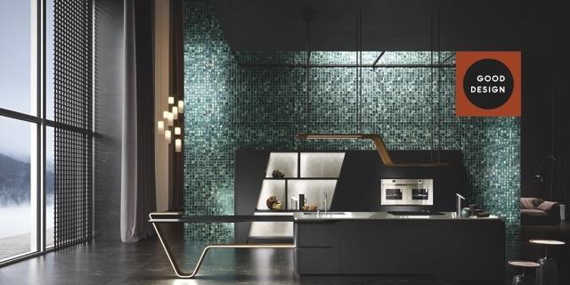 Good Design Award per Snaidero, con la cucina Vision