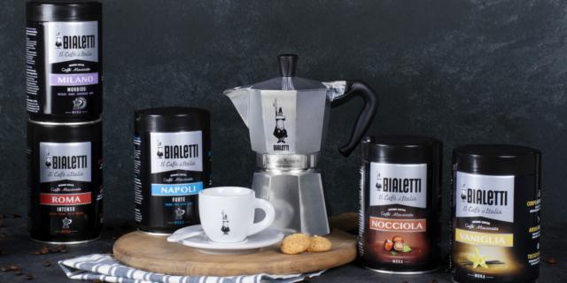 La moka e il fascino intramontabile della signora del caffè