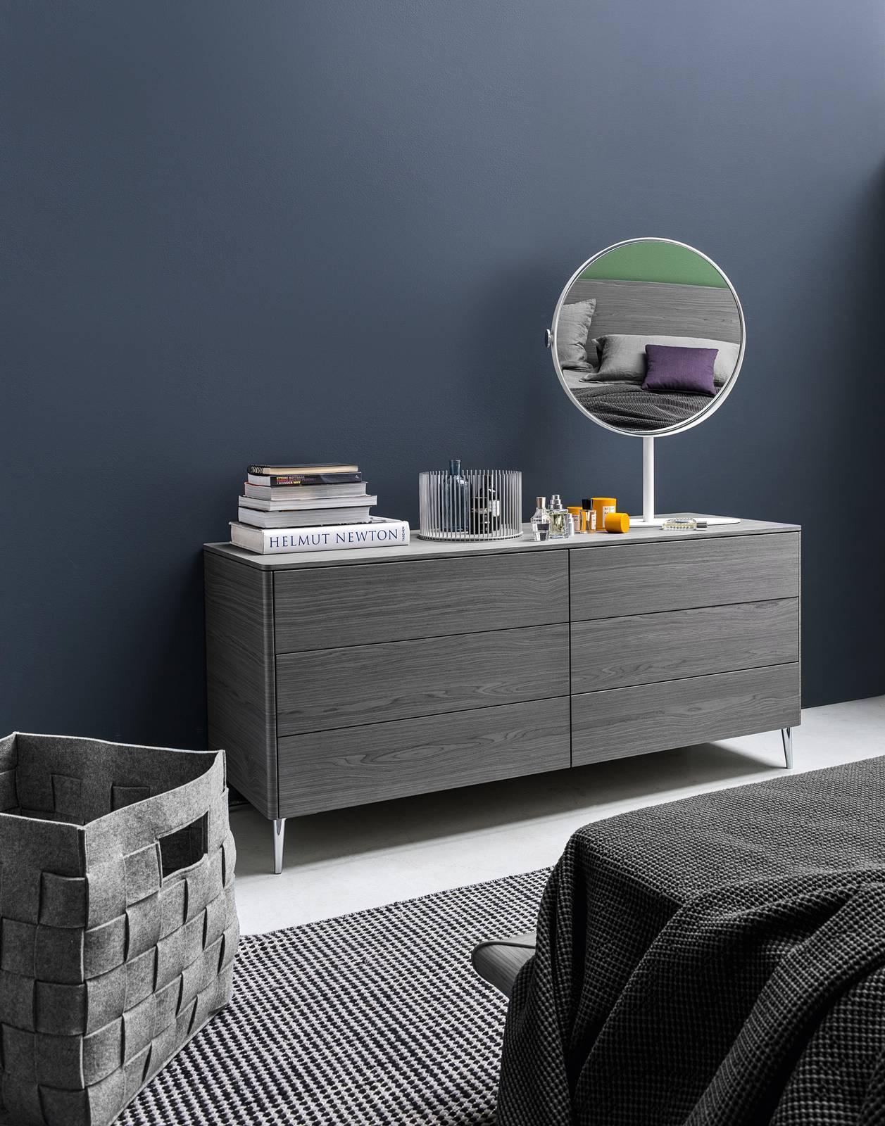 Camera Da Letto Grigia scegliere la cassettiera per la camera da letto - cose di casa