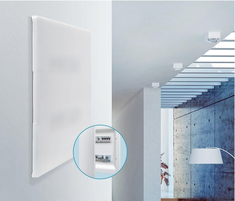 Schema Quadro Elettrico Per Appartamento : Impianto elettrico a norma quadro elettrico salvavita messa a