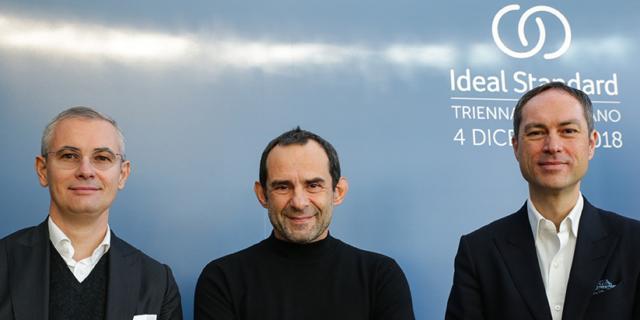 Nuova collaborazione con lo studio di design Palomba Serafini Associati per Ideal Standard