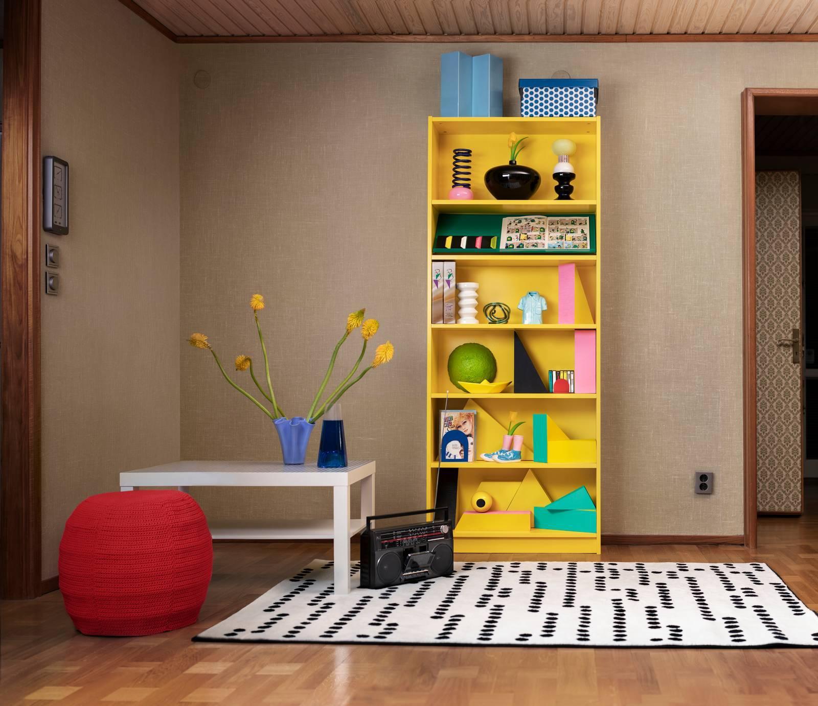 Libreria A Muro Moderna Ikea i primi 40 anni della libreria billy di ikea - cose di casa