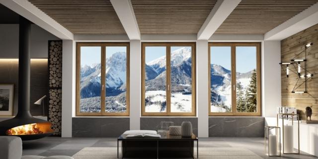 finestre oknoplast isolamento
