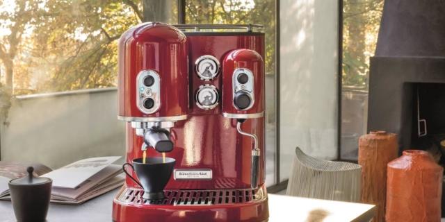 Macchine da caffè con prezzi e misure